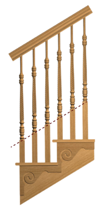 3-Length Baluster System