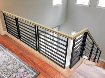 Oak Pointe_Linear Metal Panels