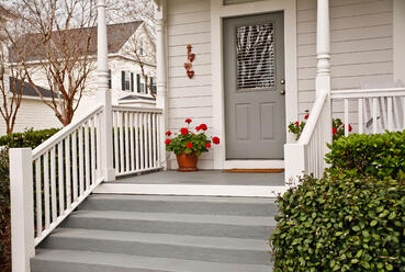 Oak Pointe_Wood Porch_Exterior Products